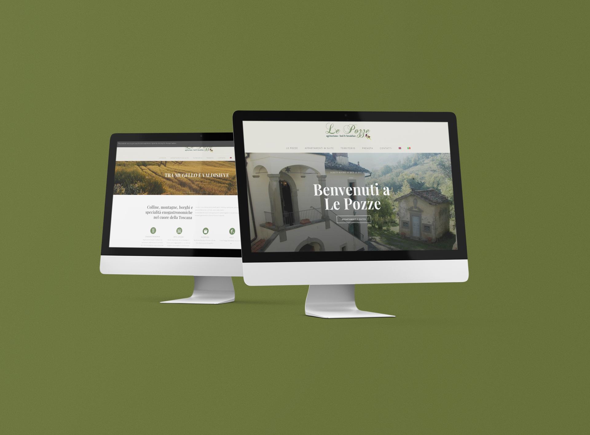 le pozze sito web